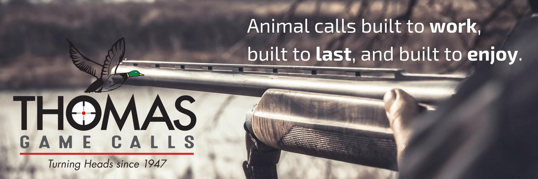 Small Animal Calls for Sale