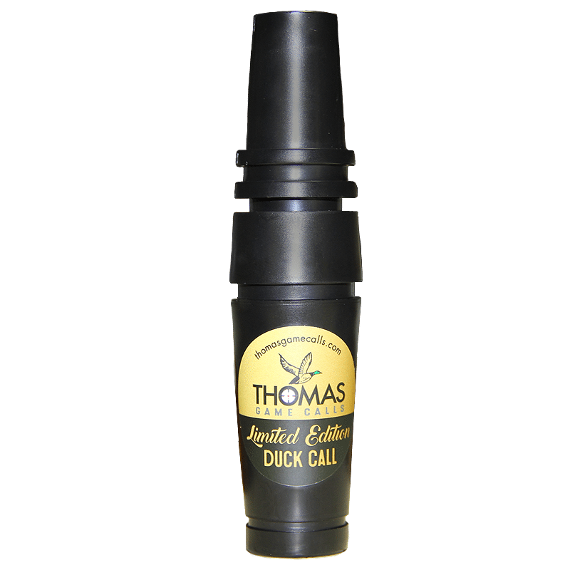 Limited Edition Double Reed Duck Call